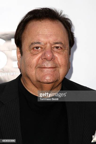 Actor Paul Sorvino attends the premiere of 'Alleluia The Devil's Carnival' held at the Egyptian Theatre on August 11 2015 in Hollywood California
