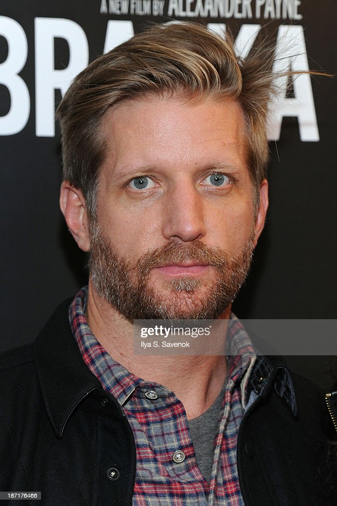 Actor Paul Sparks attends the 'Nebraska' special screening at Paris Theater on November 6, 2013 in New York City.