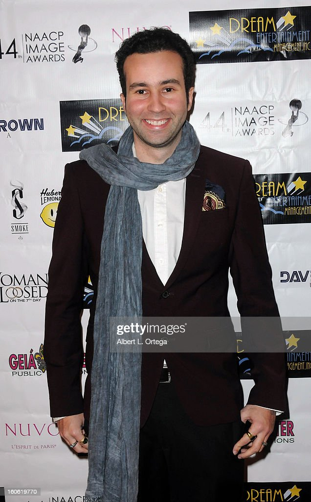 Actor Paul Tirado arrives for the NAACP Image Awards Nomination Party featuring 'Woman Thou Art Loosed On THe 7th Day' for Best Independent Motion Picture held at Smoke on January 26, 2013 in West Hollywood, California.
