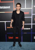 Actor Paul Wesley attends Entertainment Weekly's annual ComicCon celebration at Float at Hard Rock Hotel San Diego on July 26 2014 in San Diego...