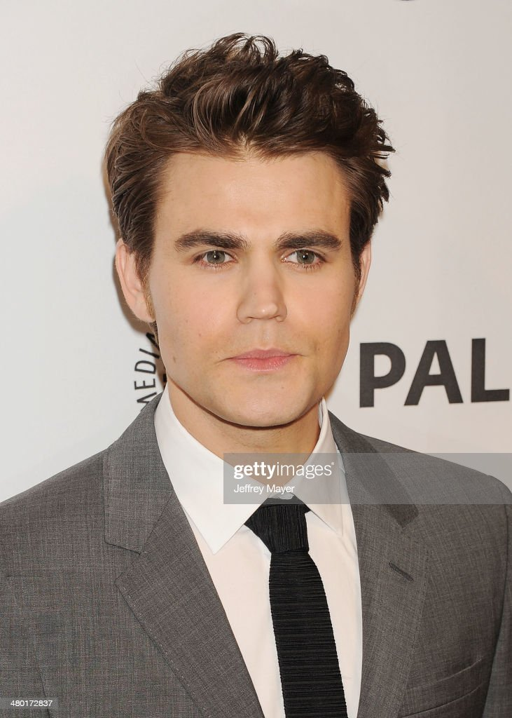 Actor Paul Wesley attends the 2014 PaleyFest - 'The Vampire Diaries' & 'The Originals' held at Dolby Theatre on March 21, 2014 in Hollywood, California.