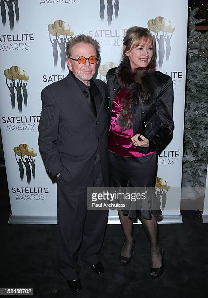 Actor Paul Williams attends the International Press Academy's 17th Annual Satellite Awards at InterContinental Hotel on December 16 2012 in Century...