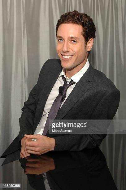 Actor Paulo Costanzo attends the 'Royal Pains' screening QA with Paulo Costanzo at NYIT Auditorium on Broadway on July 7 2011 in New York City
