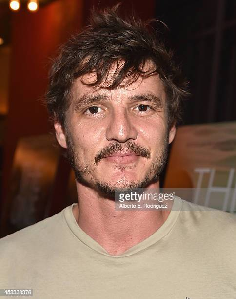 Actor Pedro Pascal arrives to the premiere of RADIUSTWC's 'The One I Love' at the Vista Theatre on August 7 2014 in Los Angeles California