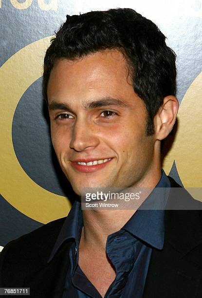 Actor Penn Badgley attends the launch party for CW Network's 'Gossip Girls' at Tenjune on September 18 2007 in New York City