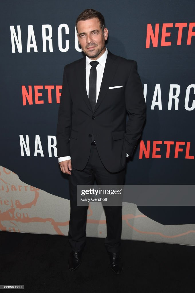 Actor Pepe Rapazote attends the 'Narcos' Season 3 New York screening at AMC Loews Lincoln Square 13 theater on August 21, 2017 in New York City.