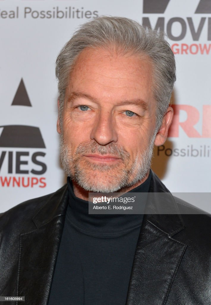 Actor Perry King arrives to AARP The Magazine's 12th Annual Movies for Grownups Awards Luncheon at Peninsula Hotel on February 12, 2013 in Beverly Hills, California.
