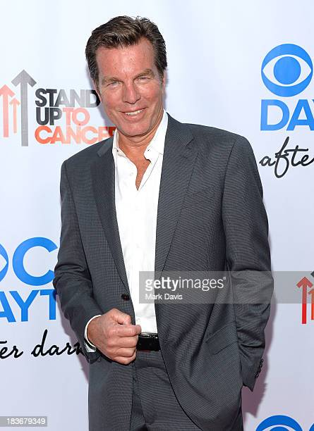 Actor Peter Bergman attends 'CBS Daytime After Dark' at The Comedy Store on October 8 2013 in West Hollywood California