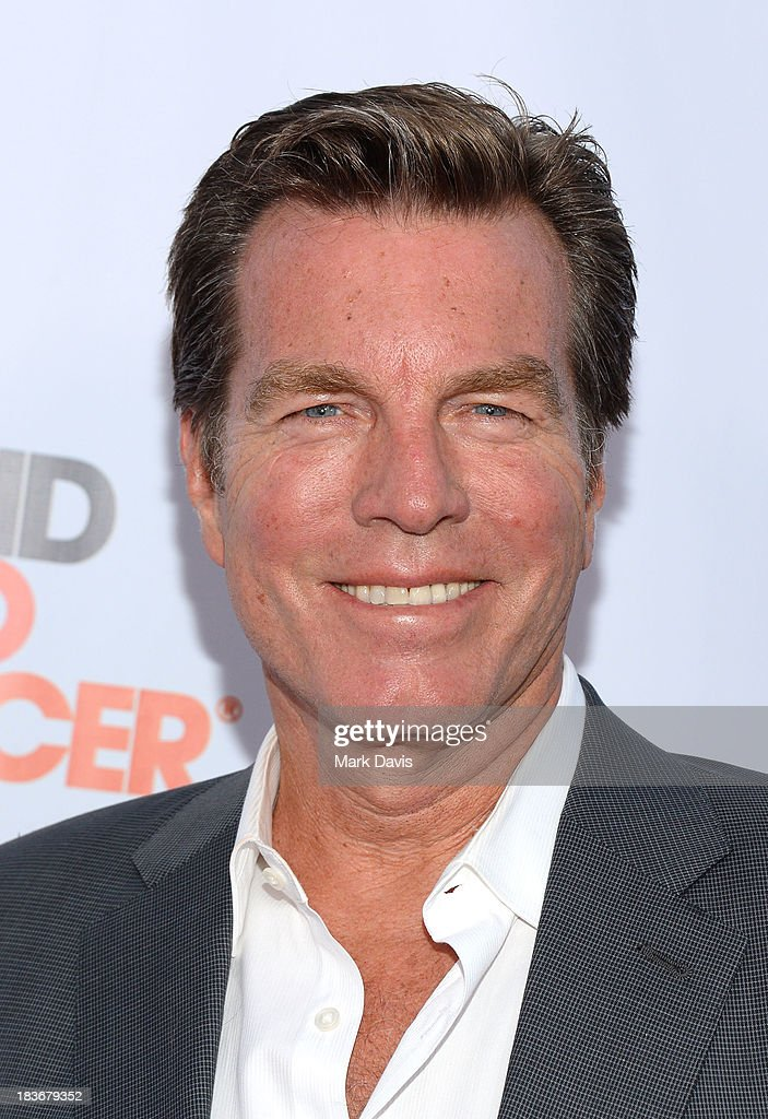 Actor Peter Bergman attends 'CBS Daytime After Dark' at The Comedy Store on October 8, 2013 in West Hollywood, California.