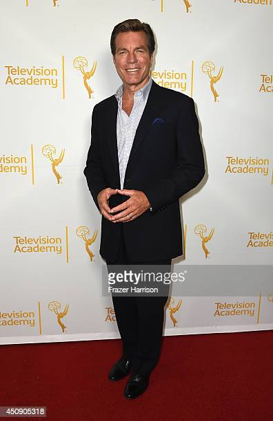 Actor Peter Bergman attends Television Academy's Daytime Programming Peer Group's 41st Annual Daytime Emmy Nominees Celebration at The London West...