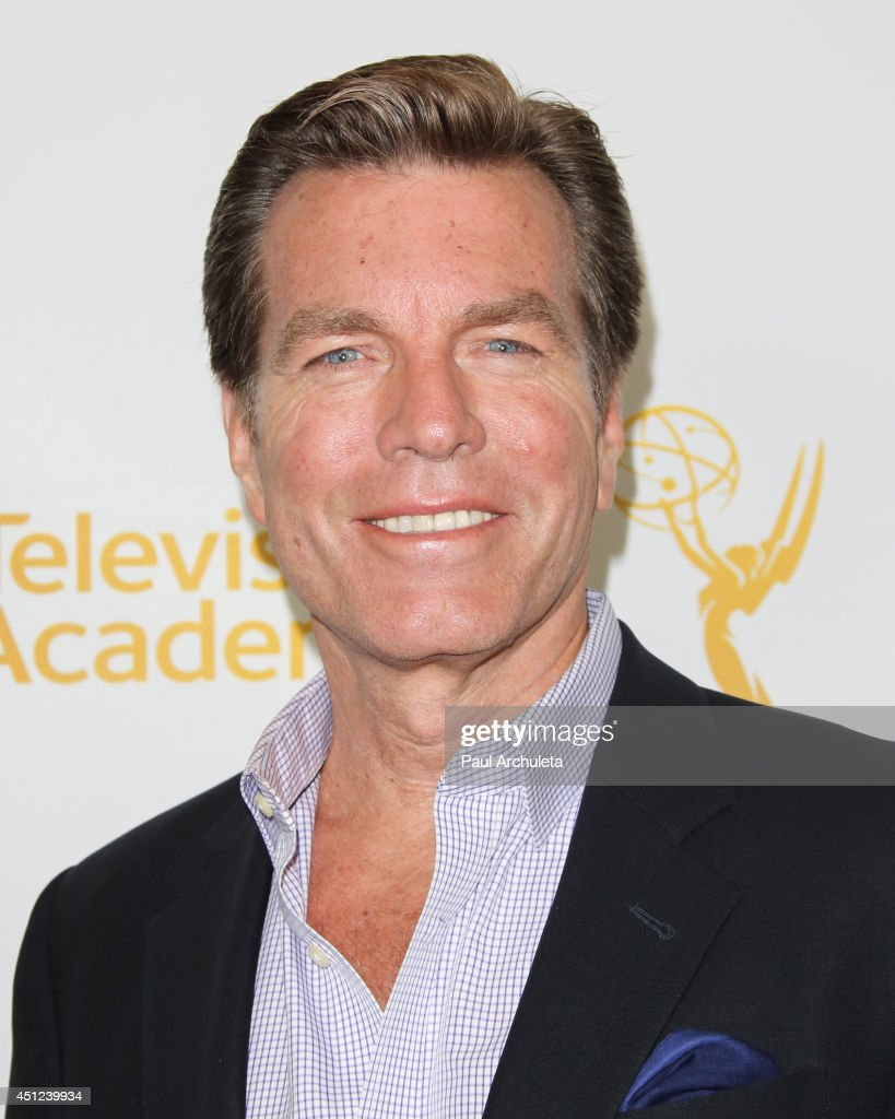Actor <a gi-track='captionPersonalityLinkClicked' href=/galleries/search?phrase=Peter+Bergman&family=editorial&specificpeople=214085 ng-click='$event.stopPropagation()'>Peter Bergman</a> attends the Daytime Emmy Nominee Reception at The London West Hollywood on June 19, 2014 in West Hollywood, California.