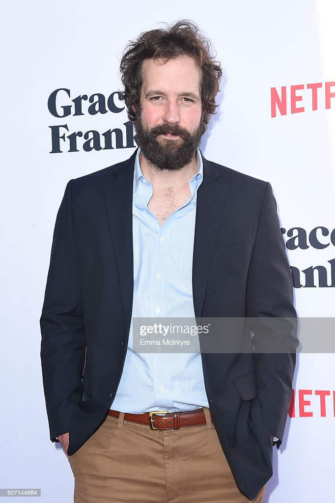 Actor Peter Cambor attends the premiere of Season 2 of the Netflix Original Series 'Grace & Frankie' at Harmony Gold on May 1, 2016 in Los Angeles, California.