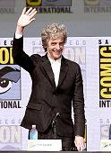 "Comic-Con International 2017 -  ""Doctor Who"" BBC..."