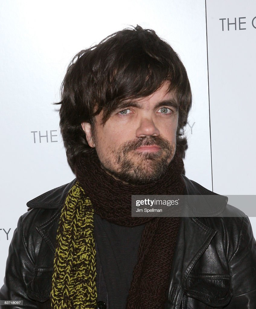 Actor Peter Dinklage attends the Cinema Society and Details screening of 'Milk' at the Landmark Sunshine Theater on November 18, 2008 in New York City.