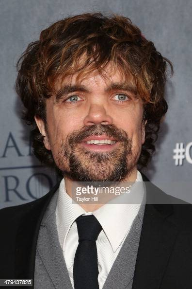 Actor Peter Dinklage attends the 'Game Of Thrones' Season 4 premiere at Avery Fisher Hall Lincoln Center on March 18 2014 in New York City