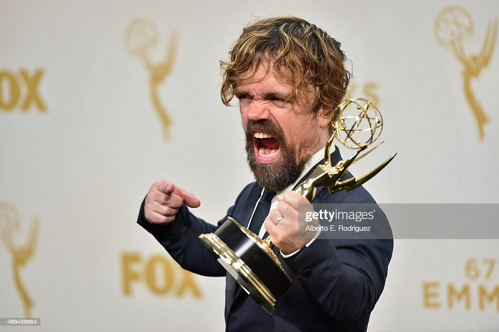 67th annual primetime emmy awards press room getty images