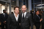 Actor Peter Facinelli and Vice President Publisher at GQ Chris Mitchell attend the 2013 GQ Gentlemen's Ball presented by BMW i Movado and Nautica at...