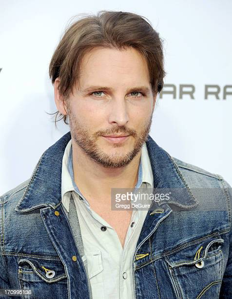 Actor Peter Facinelli arrives at the Leica Store Los Angeles grand opening at Leica on June 20 2013 in Los Angeles California