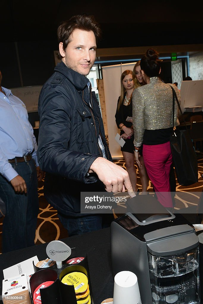 Actor Peter Facinelli attends Kari Feinstein's Pre-Academy Awards Style Lounge at W Hollywood on February 21, 2013 in Hollywood, California.