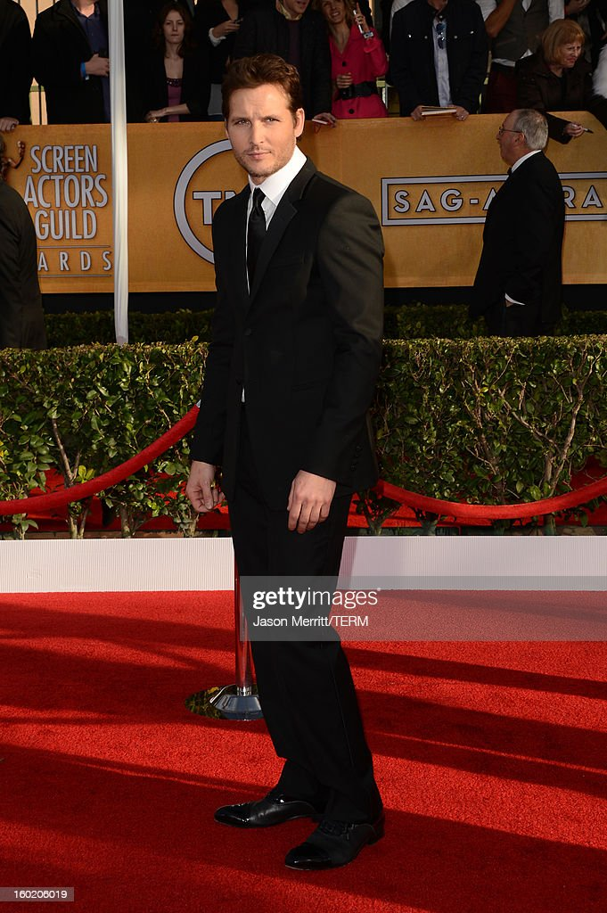 Actor Peter Facinelli attends the 19th Annual Screen Actors Guild Awards at The Shrine Auditorium on January 27, 2013 in Los Angeles, California. (Photo by Jason Merritt/WireImage) 23116_014_0402.jpg