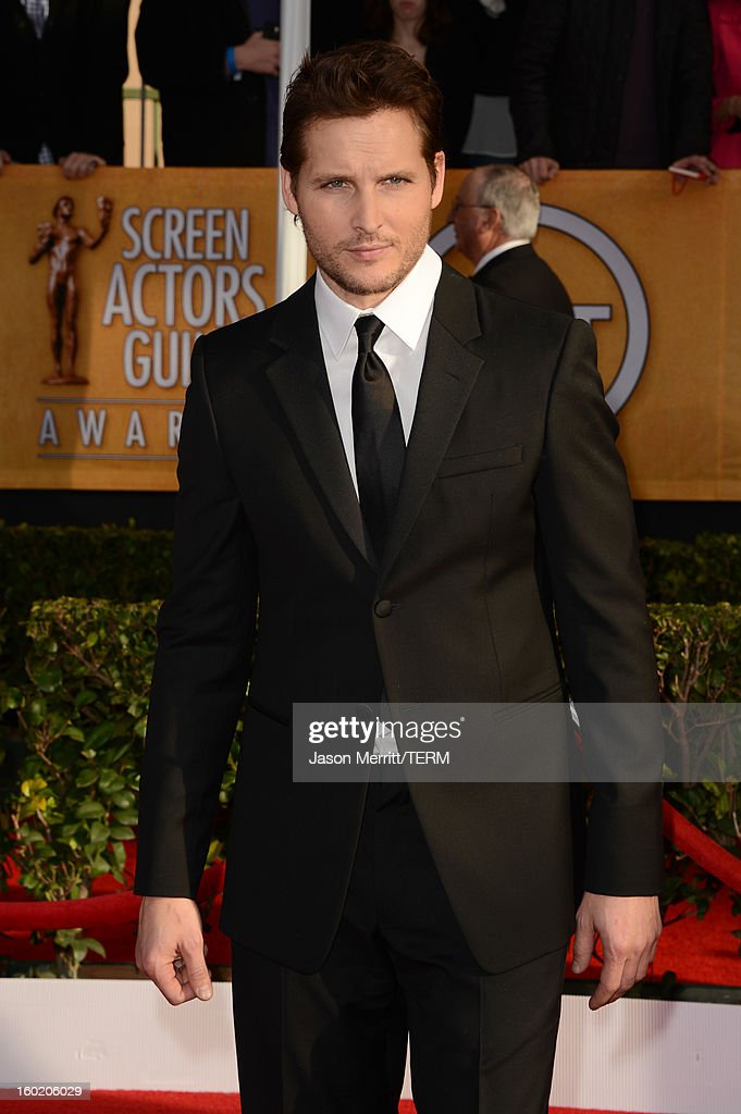 Actor Peter Facinelli attends the 19th Annual Screen Actors Guild Awards at The Shrine Auditorium on January 27, 2013 in Los Angeles, California. (Photo by Jason Merritt/WireImage) 23116_014_0406.jpg