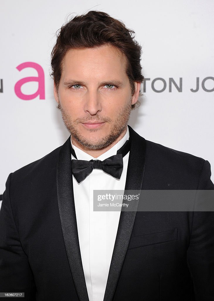 Actor Peter Facinelli attends the 21st Annual Elton John AIDS Foundation Academy Awards Viewing Party at West Hollywood Park on February 24, 2013 in West Hollywood, California.