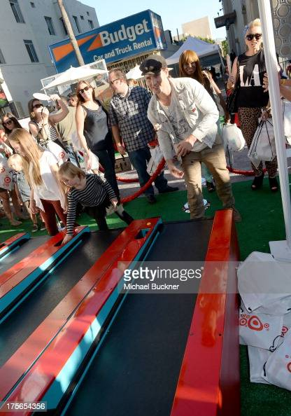 """Actor Peter Facinelli attends the worldpremiere of """"Disney's Planes"""" presented by Target at the El Capitan Theatre on August 5 2013 in Hollywood..."""