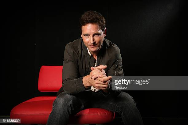 Actor Peter Facinelli poses during the 2016 Supanova Pop Culture Expo at the Olympic Park in Sydney New South Wales
