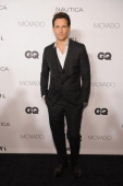Actor Peter Facinelli walks the red carpet at the 2013 GQ Gentlemen's Ball presented by BMW i Movado and Nautica at IAC Building on October 23 2013...