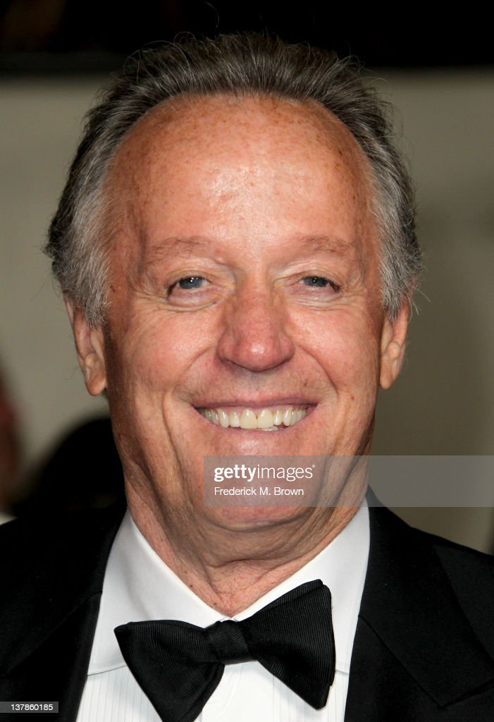 Actor Peter Fonda arrives at the 64th Annual Directors Guild Of America Awards held at the Grand Ballroom at Hollywood & Highland on January 28, 2012 in Hollywood, California.