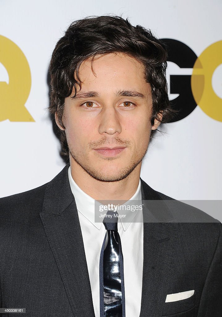 Actor Peter Gadiot arrives at the 2013 GQ Men Of The Year Party at The Ebell of Los Angeles on November 12, 2013 in Los Angeles, California.
