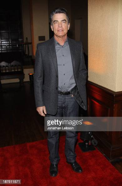 Actor Peter Gallagher attends the International Myeloma Foundation's 7th Annual Comedy Celebration Benefiting The Peter Boyle Research Fund hosted by...