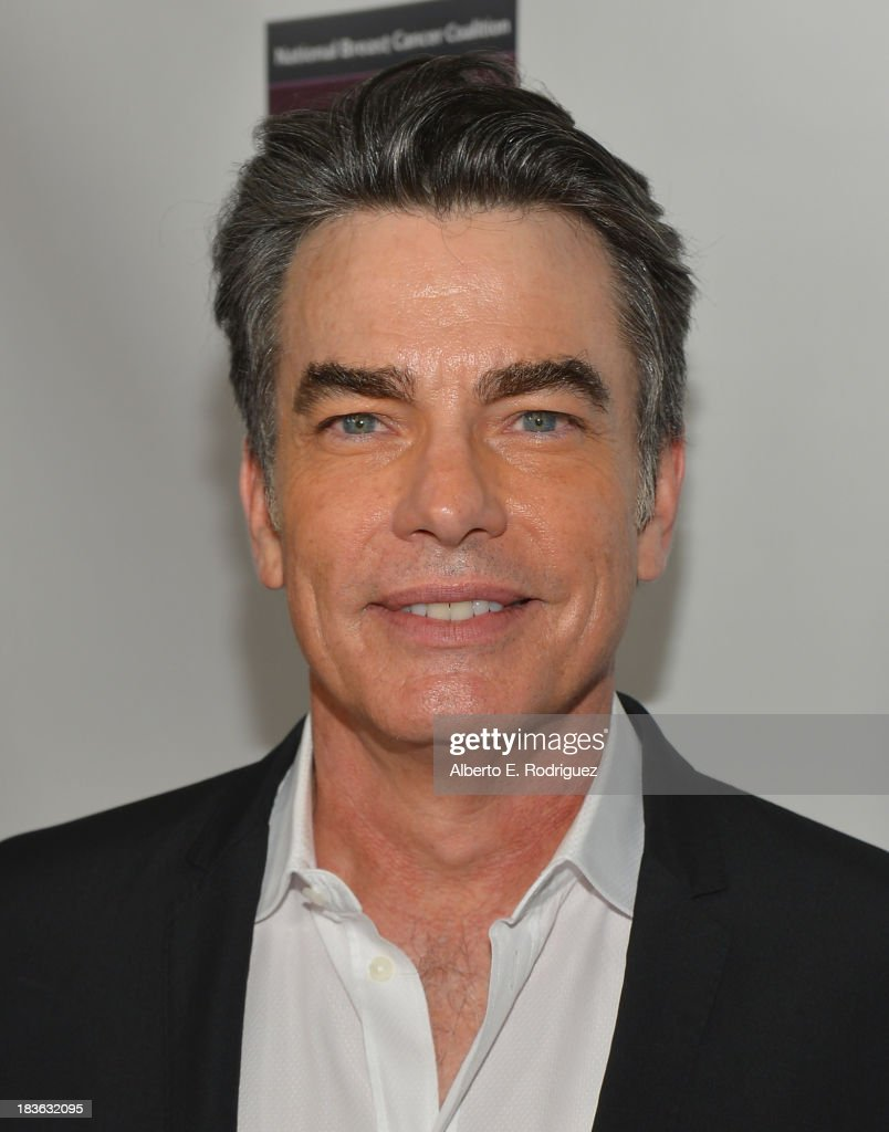 Actor Peter Gallagher attends The National Breast Cancer Coalition Fund presents The 13th Annual Les Girls at the Avalon on October 7, 2013 in Hollywood, California.