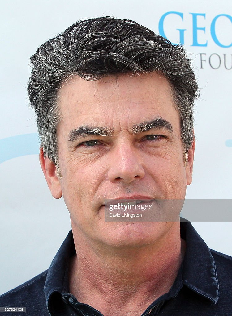 Actor <a gi-track='captionPersonalityLinkClicked' href=/galleries/search?phrase=Peter+Gallagher+-+Actor&family=editorial&specificpeople=171778 ng-click='$event.stopPropagation()'>Peter Gallagher</a> attends the Ninth Annual George Lopez Celebrity Golf Classic at Lakeside Golf Club on May 2, 2016 in Burbank, California.
