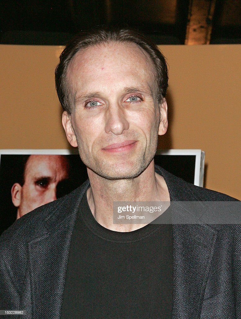 Actor Peter Greene attends the 'Keep Your Enemies Closer: Checkmate' screening at the School of Visual Arts Theater on October 1, 2012 in New York City.
