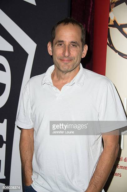 Actor Peter Jacobson attends the Sublime Primetime 2016 at the Writers Guild Theater on September 15 2016 in Beverly Hills California