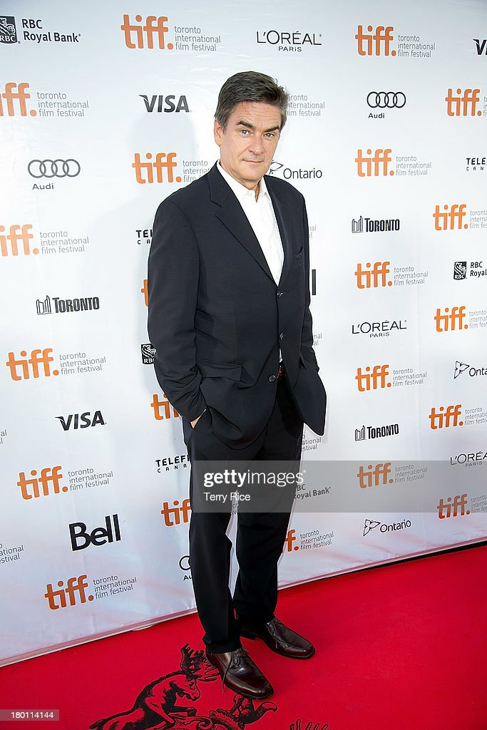 Actor Peter Keleghan attends 'The Grand Seduction' premiere during the 2013 Toronto International Film Festival at Roy Thomson Hall on September 8, 2013 in Toronto, Canada.