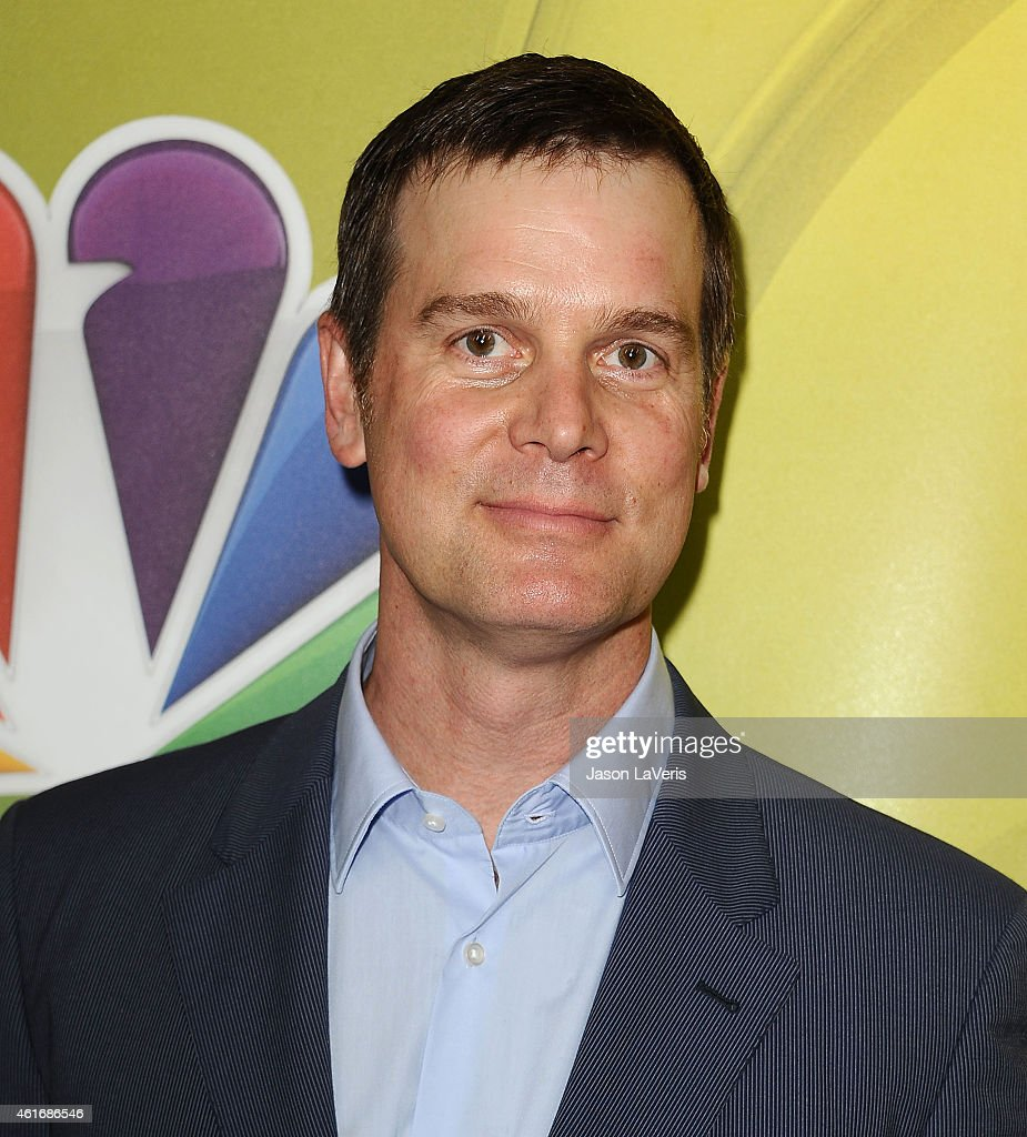 Actor Peter Krause attends the NBCUniversal 2015 press tour at The Langham Huntington Hotel and Spa on January 16, 2015 in Pasadena, California.