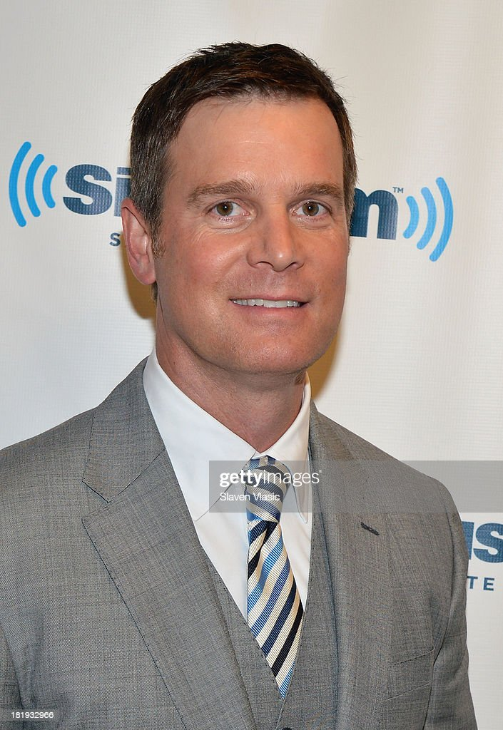 Actor <a gi-track='captionPersonalityLinkClicked' href=/galleries/search?phrase=Peter+Krause&family=editorial&specificpeople=221437 ng-click='$event.stopPropagation()'>Peter Krause</a> visits SiriusXM Studios on September 26, 2013 in New York City.