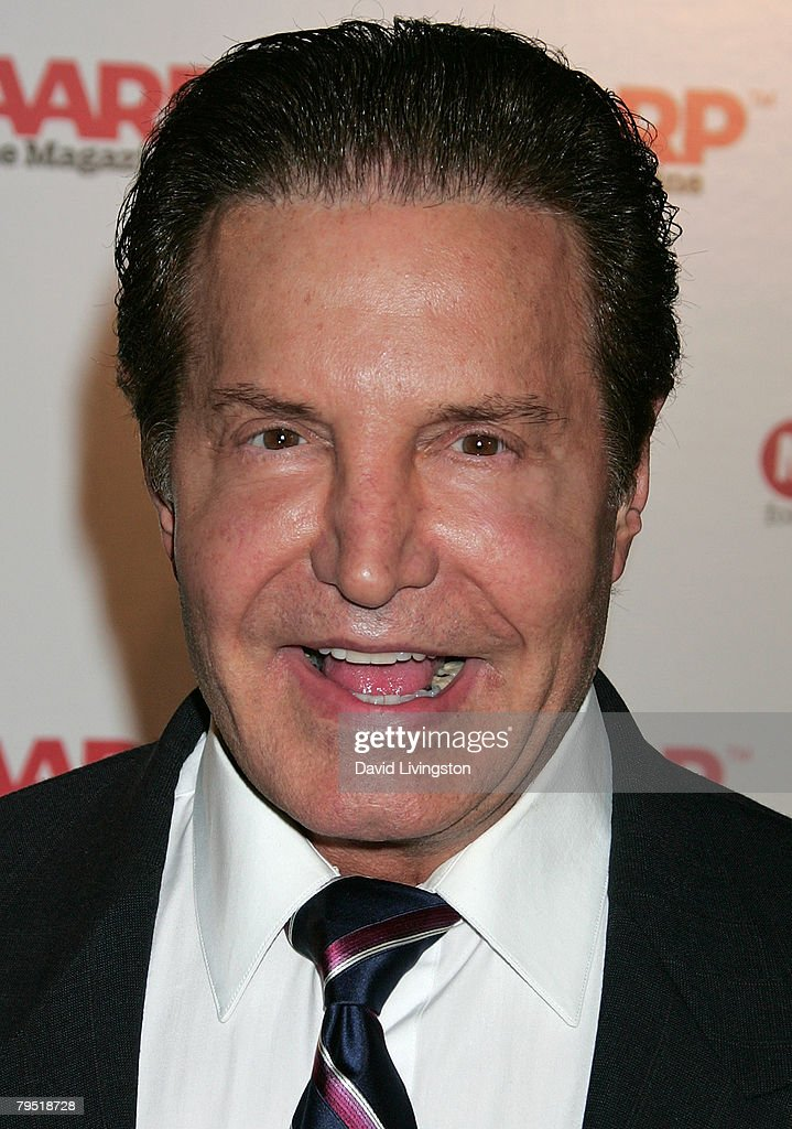 Actor Peter Lupus attends AARP The Magazine's seventh annual Movies for Grownups Awards at the Hotel Bel Air on February 4, 2008 in Los Angeles, California.