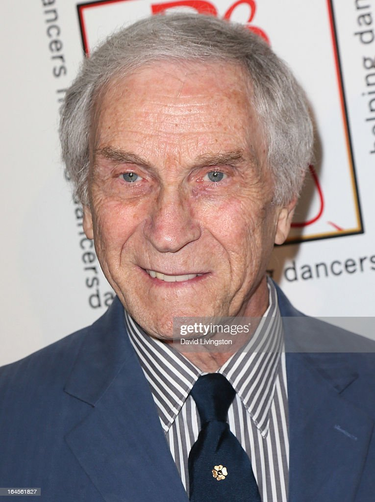 Actor Peter Mark Richman attends the Professional Dancers Society's Gypsy Awards Luncheon at The Beverly Hilton Hotel on March 24, 2013 in Beverly Hills, California.