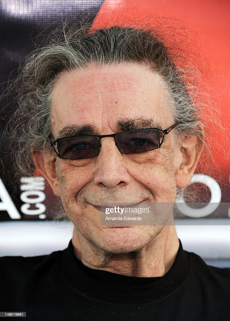 Actor Peter Mayhew attends Course of The Force - Inaugural 'Star Wars' Lightsaber Relay at Santa Monica Pier on July 7, 2012 in Santa Monica, California.