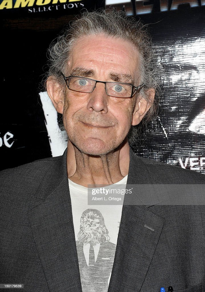 Actor Peter Mayhew attends Heavy Metal Magazine's 35th Anniversary Party - Comic-Con International 2012 held at The Haunted Hotel on July 12, 2012 in San Diego, California