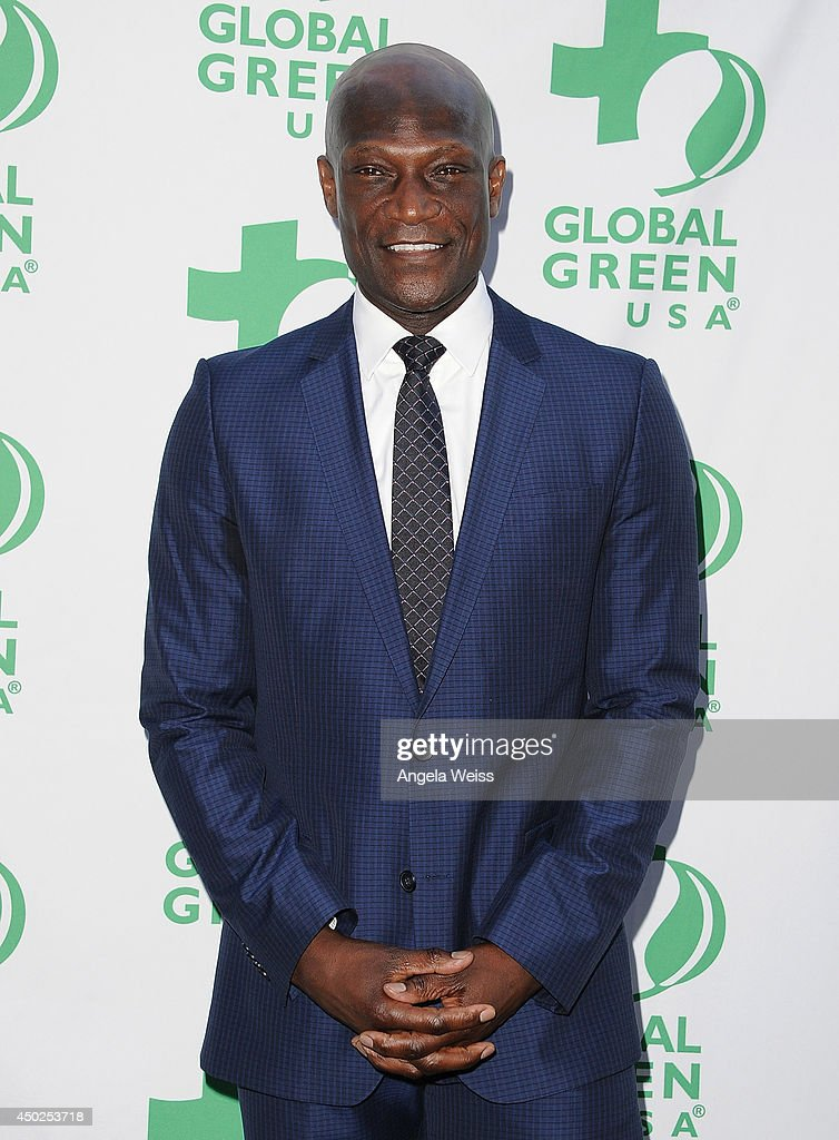 Actor <a gi-track='captionPersonalityLinkClicked' href=/galleries/search?phrase=Peter+Mensah&family=editorial&specificpeople=3572270 ng-click='$event.stopPropagation()'>Peter Mensah</a> arrives at Global Green USA's 18th Annual Millennium Awards at Fairmont Miramar Hotel on June 7, 2014 in Los Angeles, California.
