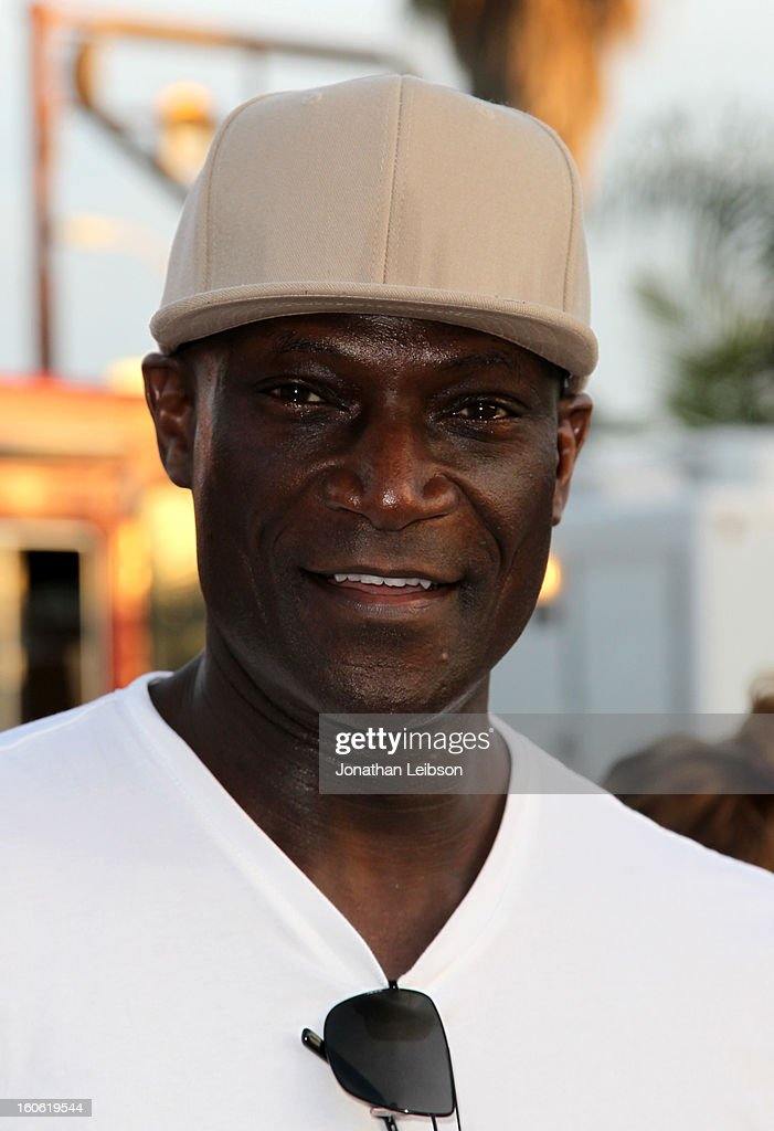 Actor <a gi-track='captionPersonalityLinkClicked' href=/galleries/search?phrase=Peter+Mensah&family=editorial&specificpeople=3572270 ng-click='$event.stopPropagation()'>Peter Mensah</a> attends Super Bowl Sunday at The Microsoft Experience on February 3, 2013 in Venice, California.