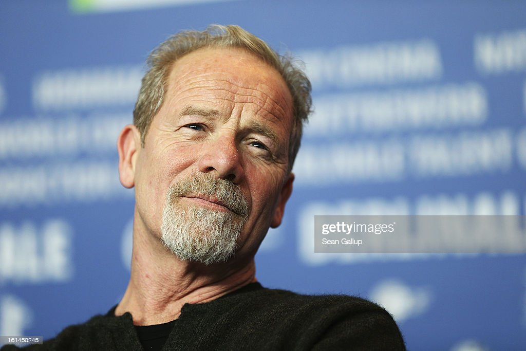 Actor Peter Mullan attends the 'Top Of The Lake' Press Conference during the 63rd Berlinale International Film Festival at the Grand Hyatt Hotel on February 11, 2013 in Berlin, Germany.