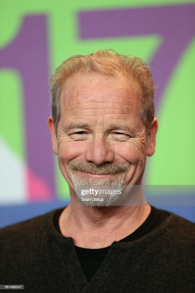 Actor <a gi-track='captionPersonalityLinkClicked' href=/galleries/search?phrase=Peter+Mullan&family=editorial&specificpeople=533010 ng-click='$event.stopPropagation()'>Peter Mullan</a> attends the 'Top Of The Lake' Press Conference during the 63rd Berlinale International Film Festival at the Grand Hyatt Hotel on February 11, 2013 in Berlin, Germany.