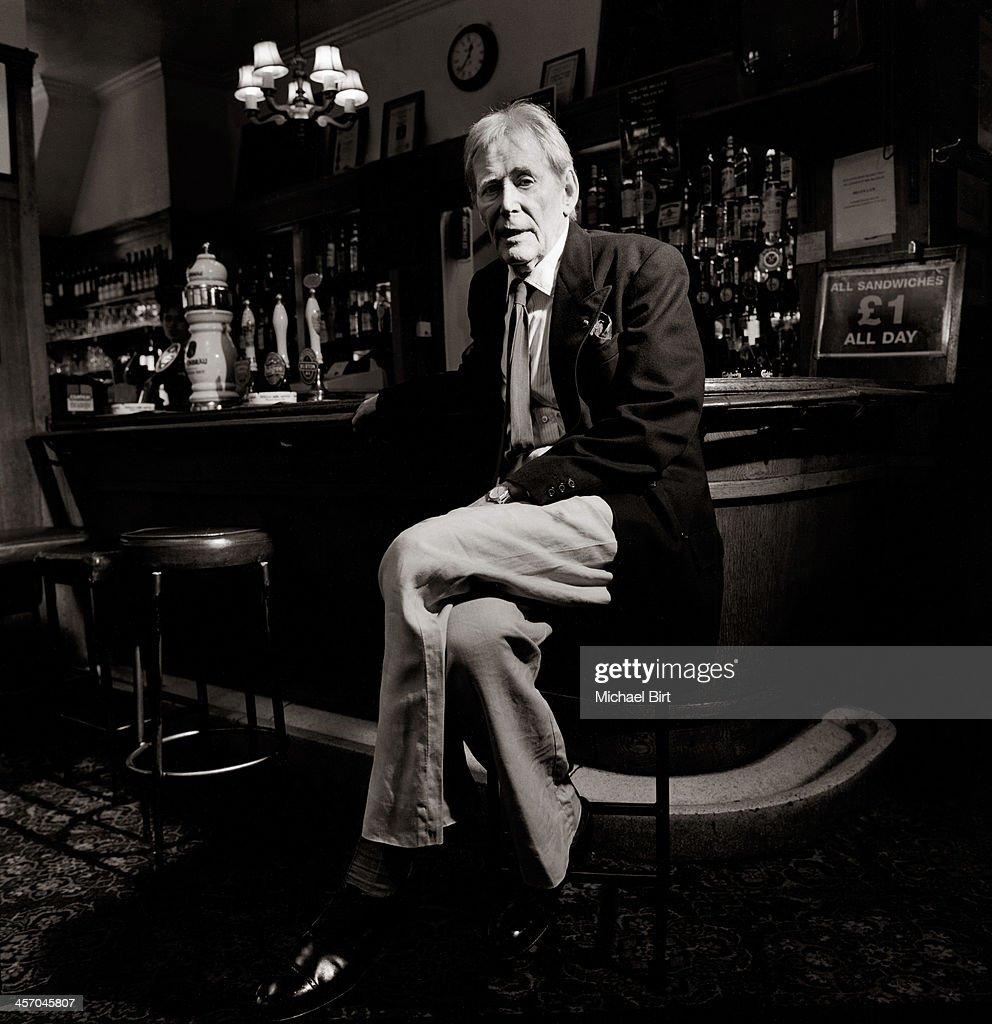 Peter O'Toole, Portrait shoot, September 5, 1999