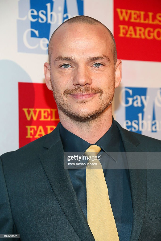 Actor <a gi-track='captionPersonalityLinkClicked' href=/galleries/search?phrase=Peter+Paige&family=editorial&specificpeople=215406 ng-click='$event.stopPropagation()'>Peter Paige</a> attends the L.A. Gay & Lesbian Center's 42nd Anniversary Vanguard Awards Gala at Westin Bonaventure Hotel on November 9, 2013 in Los Angeles, California.