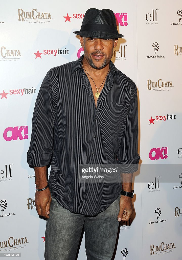 Actor Peter Parros attends OK Magazine's So Sexy L.A. Event at LURE on May 21, 2014 in Los Angeles, California.